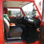 KLF Beifahrerraum