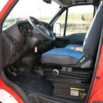 Fahrerraum